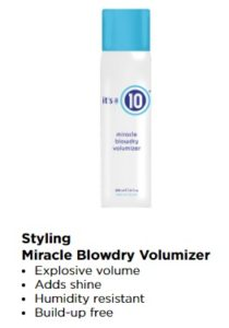 Blowdry Volumizer