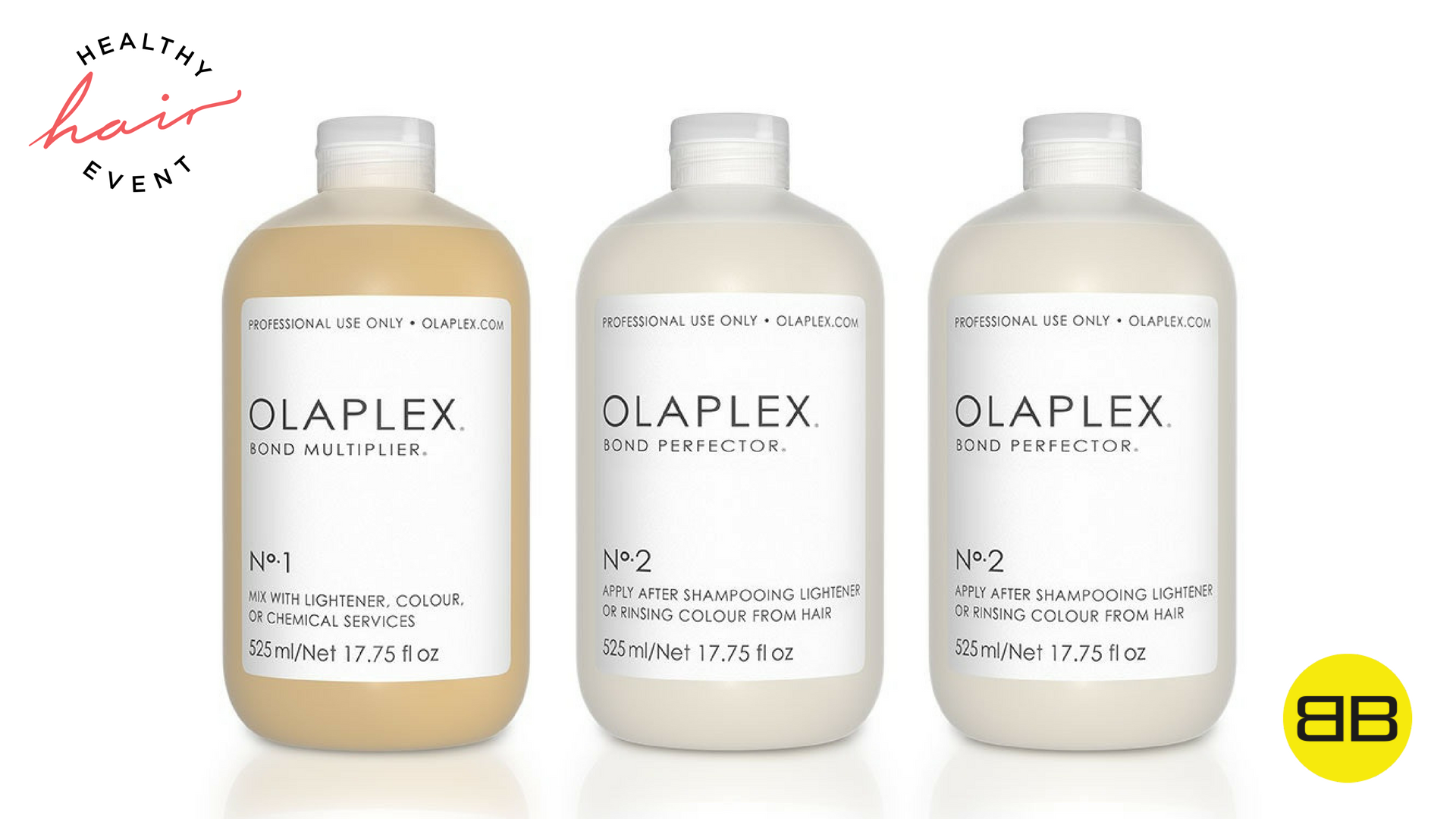 "Why Your ""Healthy"" Hair Needs an Olaplex Treatment 