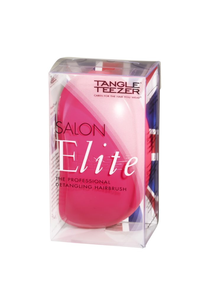 Image of pink Tangle Teezer