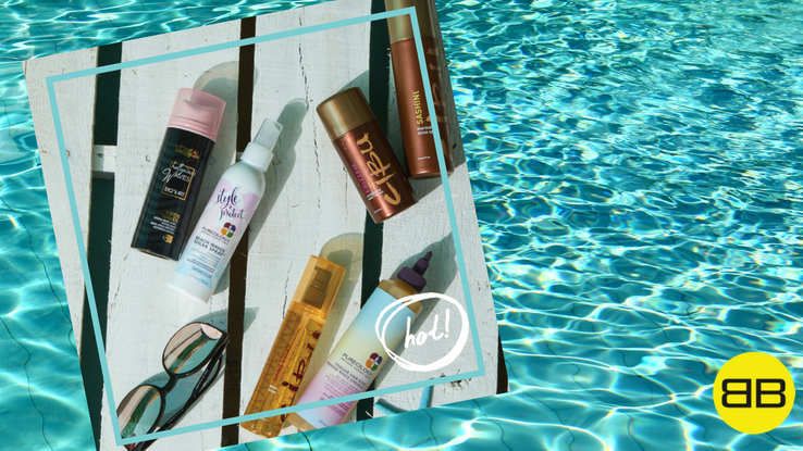 Image of 6 Products to Protect Summer Hair, Cibu Sashini, Pureology Vinegar Rinse and more